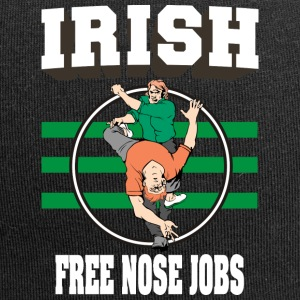 Irish Free Nose Jobs - Jersey Beanie