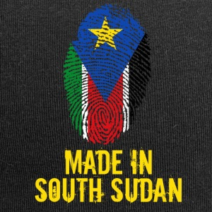 Made In South Sudan / South Sudan - Jersey Beanie