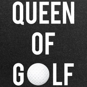 Queen of Golf - Bonnet en jersey