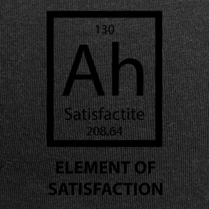 Periodic table: Ag - Element of Satisfaction - Jersey Beanie