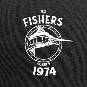 Present for fishers born in 1974 - Jersey Beanie
