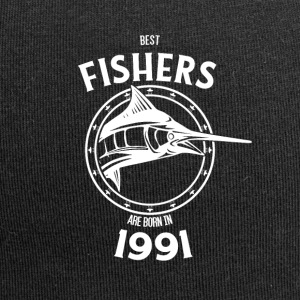 Present for fishers born in 1991 - Jersey Beanie
