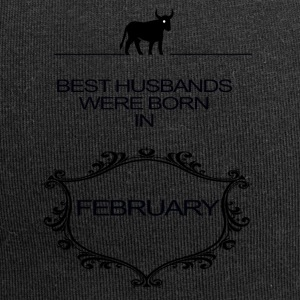 BEST HUSBAND WERE BORN IN FEBRUARY - Jersey Beanie