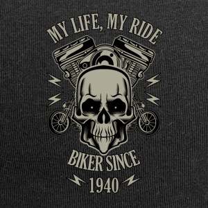 Gift for Biker - built in 1940 - Jersey Beanie