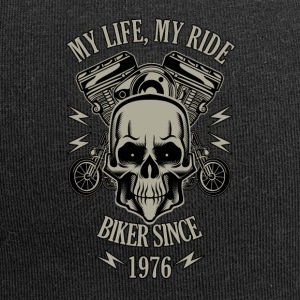 Gift for Biker - Year 1976 - Jersey Beanie