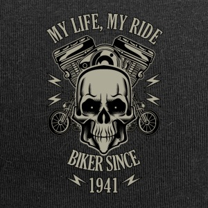 Gift for Biker - built in 1941 - Jersey Beanie
