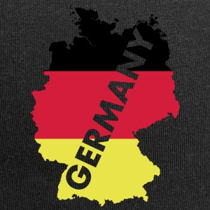 Germania - Beanie in jersey