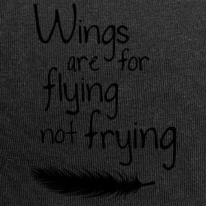 Wings are for Flying not Frying - Jersey-Beanie