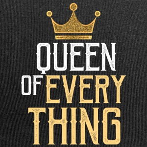 Queen of everything - Jersey Beanie