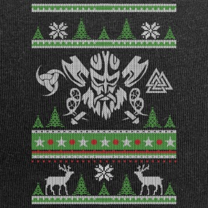 Wikinger Ugly Christmas - Jersey-Beanie