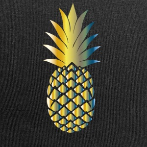 ananas Colorful - Bonnet en jersey