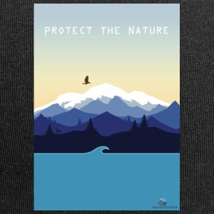 Protect Nature - Jersey Beanie