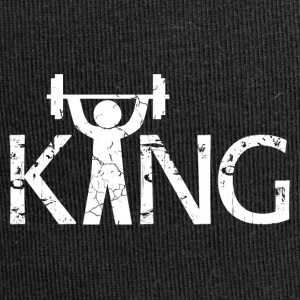 King of the Gym - Jersey-Beanie