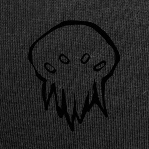 Tiny Cthulhu monster - Jersey-beanie