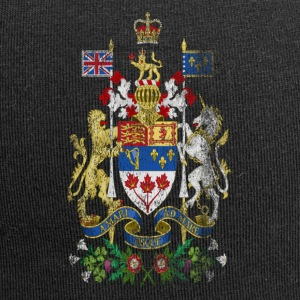 Canadian Coat of Arms Canada Symbol - Jersey Beanie