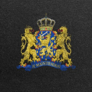 Dutch Coat of Arms Symbol Netherlands - Jersey Beanie