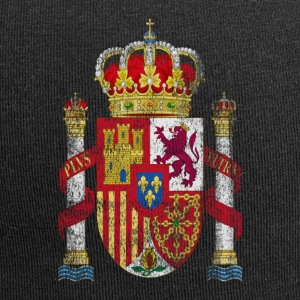 Spanish Coat of Arms Spain Symbol - Jersey Beanie