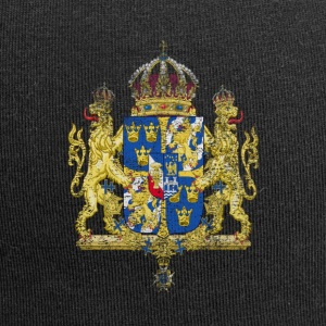 Swedish Coat of Arms Sweden Symbol - Jersey Beanie