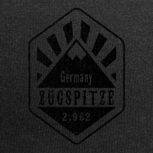 Zugspitze Germany - Used Look - Jersey Beanie