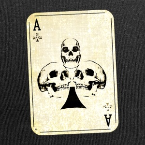 Ace of Skulls - Beanie in jersey
