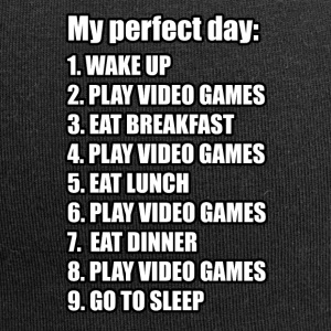 My Perfect Day: - Jersey Beanie