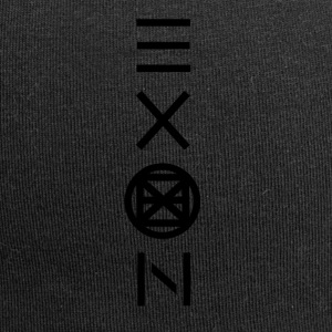 Exon Official Logo - Jersey-Beanie