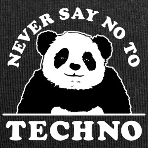 Never say no to techno design - Jersey Beanie