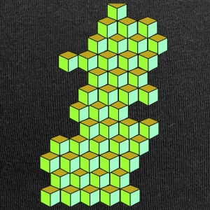 Impossible Cube T-Shirts - Jersey Beanie