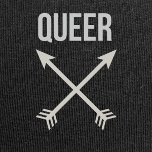 Queer Arrows - Jersey Beanie