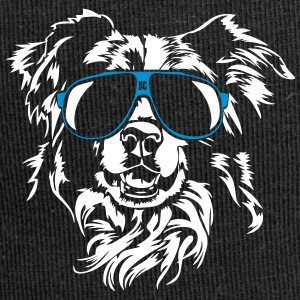 Border Collie cool - Jersey Beanie