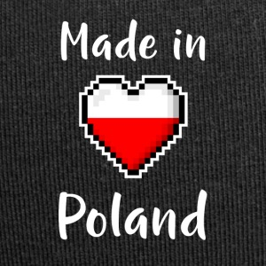 Made in Poland - Jersey Beanie
