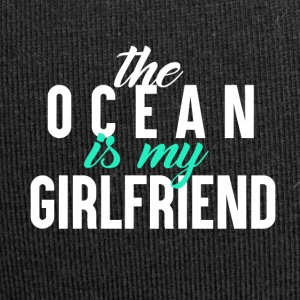 The Ocean is my GF - Surfing Passion - Jersey Beanie