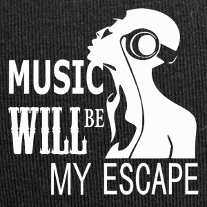 Music - My Escape - Jersey-Beanie