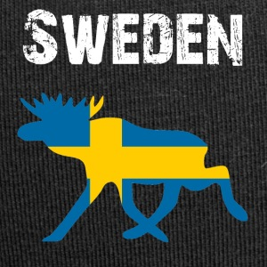 Nation-Design Sverige - Jersey-beanie
