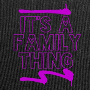 Its a Family Thing - Jersey-Beanie