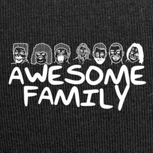 Awesome Family <3 - Jersey-Beanie