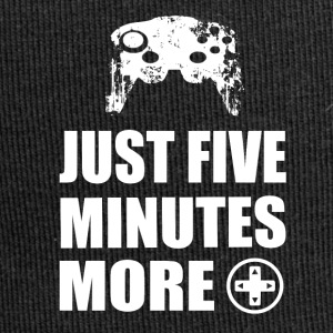 FIVE MORE MINUTES - GamerGirls - Jersey Beanie