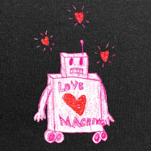 De Love Machine - Jersey-Beanie