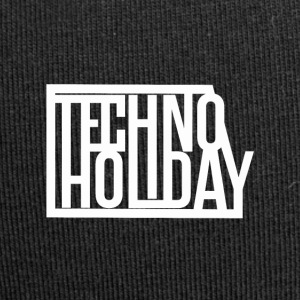 Techno Holiday - Jersey Beanie