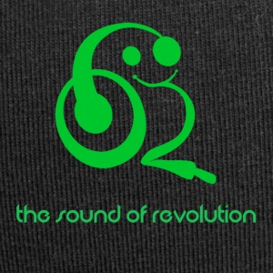 The sound of revolution - Jersey Beanie