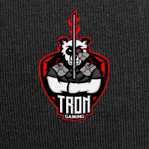 Tron Gaming Logo Transparent - Jersey-Beanie