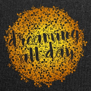 Dreaming All Day - Jersey-Beanie
