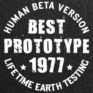 1977 - The year of birth of legendary prototypes - Jersey Beanie