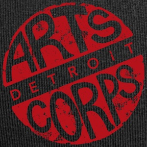 Corpo Art Detroit - Beanie in jersey