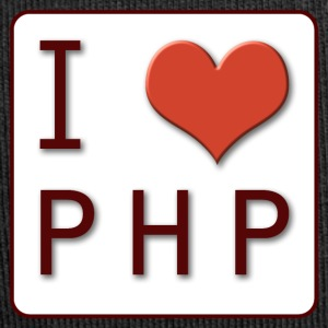 I LOVE PHP - Jersey Beanie