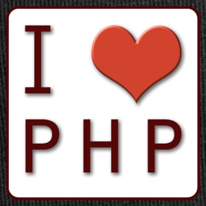 I LOVE PHP - Jersey-Beanie