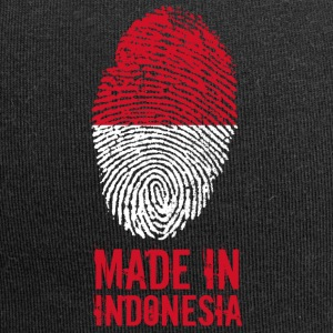 Made In Indonesia / Indonesien - Jersey-Beanie