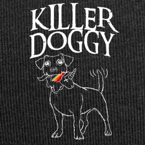 Killer Doggy Unicorn - Unicorn Vit - Jerseymössa