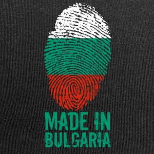 Made in Bulgaria / Gemacht in Bulgarien България - Jersey-Beanie