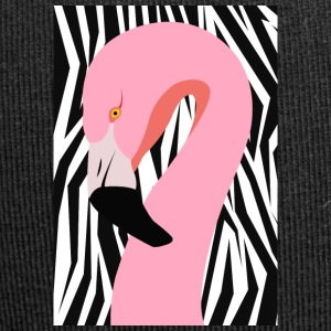 Crossover-Flamingo - Jersey-Beanie